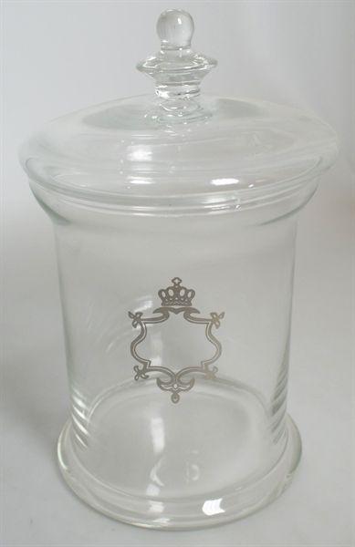 glasgef glas mit deckel modell windsor house. Black Bedroom Furniture Sets. Home Design Ideas