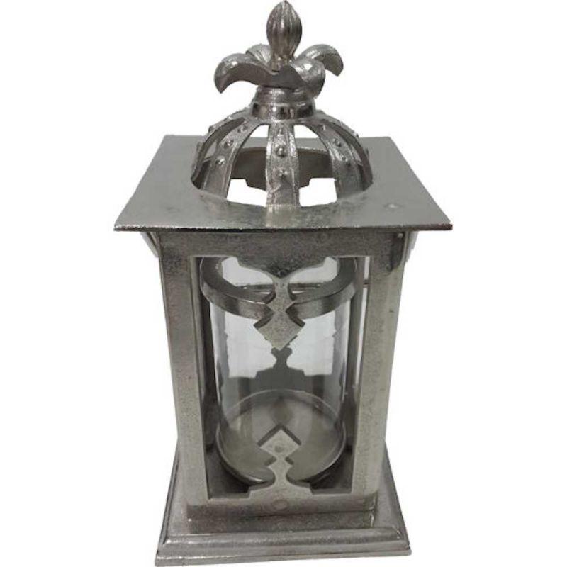 lamaisonhenri gartenlaterne alu glas modell krone la. Black Bedroom Furniture Sets. Home Design Ideas