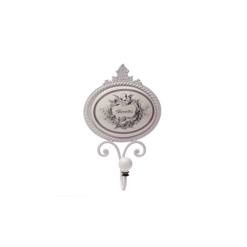 handtuchhalter dekor engel la maison henri shop. Black Bedroom Furniture Sets. Home Design Ideas