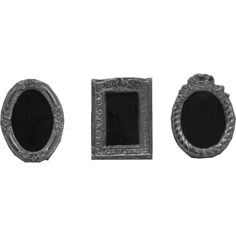 3 fotorahmen im jugendstil look la maison henri shop. Black Bedroom Furniture Sets. Home Design Ideas