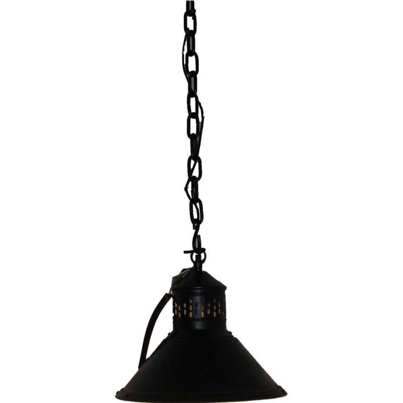 h nge lampe industrielampe deckenlampe kupfer 38 cm la maison hen 89 50. Black Bedroom Furniture Sets. Home Design Ideas