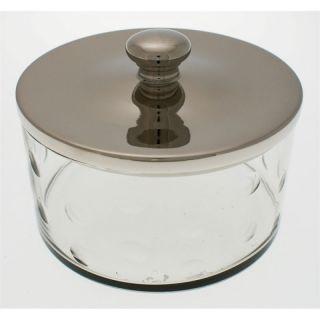 aufbewahrung glas nickel la maison henri shop preiswertes und siche. Black Bedroom Furniture Sets. Home Design Ideas