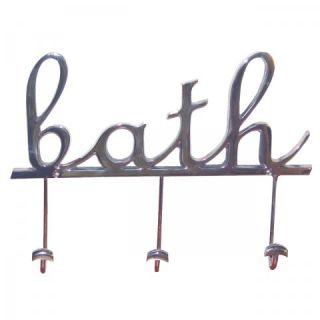 "Wandgarderobe Modell  ""Bath"""