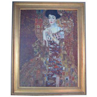 Nach G. Klimt Goldene Adele Ölgemälde auf Leinwand ca. 140*110 cm