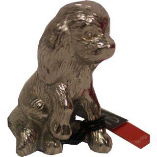 "Briefbeschwerer Dekofigur Miniatur Hundefigur ""Cocker"" sitzend"