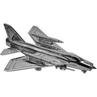 Deko-Objekt Flugzeug Düsenjet