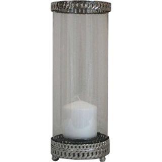 Elegantes Windlicht für Tafel- und Stumpenkerzen