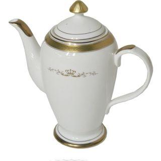 "Shibata ""Golden Empire"" Porzellan Teekanne"