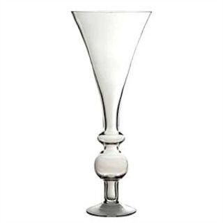 "Glasvase ""White Orchid"" 55 cm"
