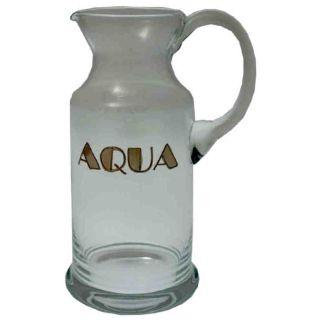 Karaffe Krug Wasserkrug AQUA