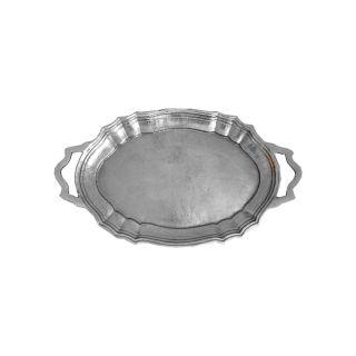 Servier Tablett Dekotablett III ovale Form
