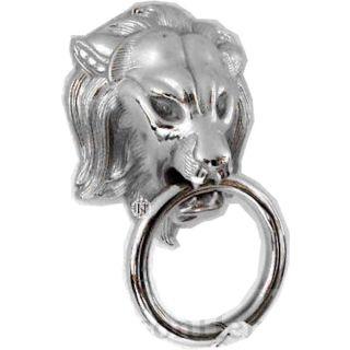 Löwenkopf Nickel poliert