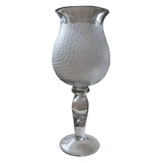 Großes Windlicht Pokal Mit Wabenmuster 34cm La Maison Henri Shop P
