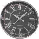 Runde Wanduhr Wall Clock 51 cm