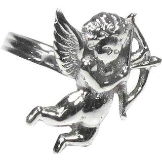 6 Serviettenringe Engel