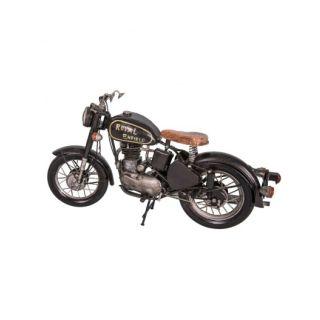 Dekomotorrad Sammlerstück Motorrad  Royal Enfield
