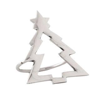 Serviettenhalter Weihnachtsbaum 6er Set