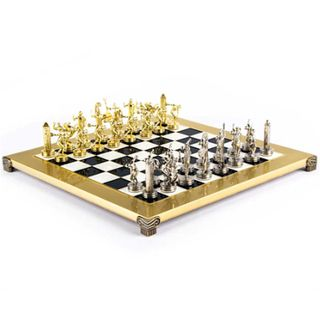 Schachspiel Diskuswerfer Set 36 cm