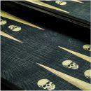 Backgammon Skull Design 48 x 26 cm