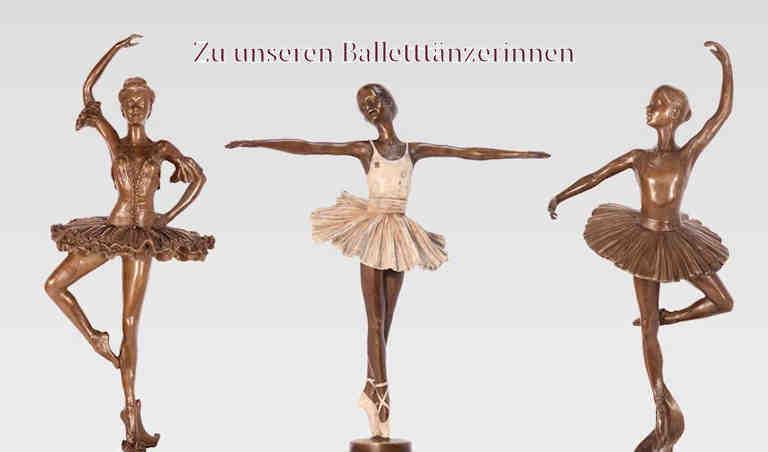 Ballett-Tänzerinnen